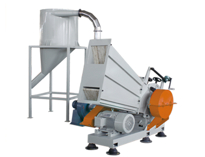 Jwell DYPS-X profile, WPC series special use crusher