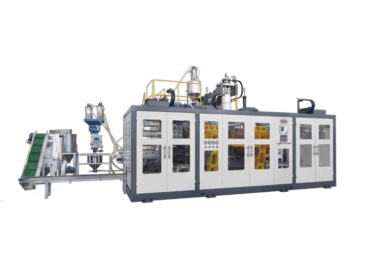 JWZ-BMHG30DN-C Blow Molding Machine