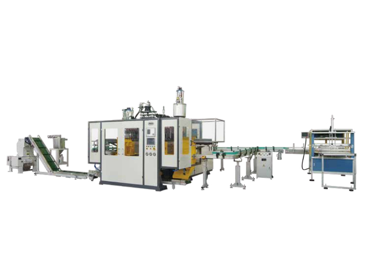 JWZ-BMJY02D/05D/12D/20D Double Station Blow Molding  Machine
