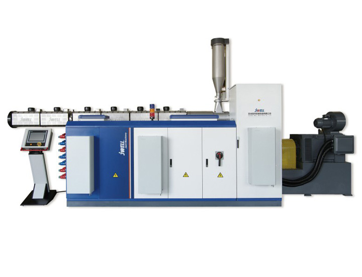 Belangrijkste technische specificaties van HDPE High Efficiency Single Screw Extruder