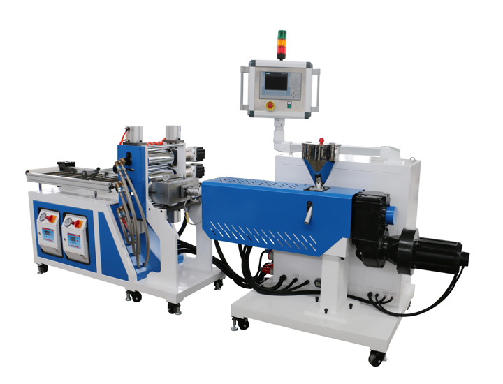 Small Lab Testing Extrusion Line