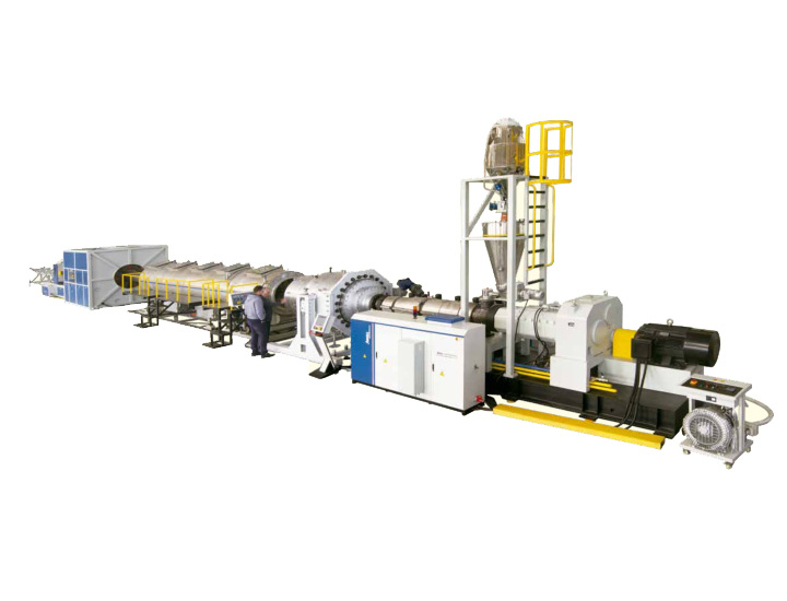 UPVC/CPVC Pipe Extrusion Line