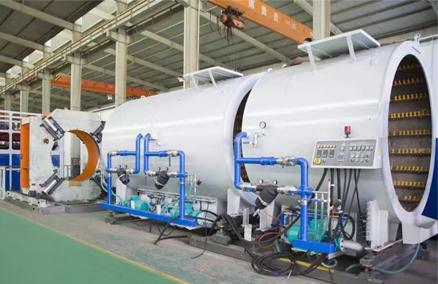 High-end fabrikanten van isolatie-pijpapparatuur —Shanghai Jwell Machinery