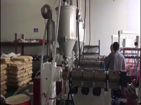Jwell automobile sealing strip extrusion line